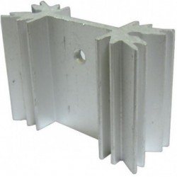 Radiator aluminiu 35x30mm