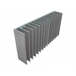Radiator aluminiu 100x50x18mm