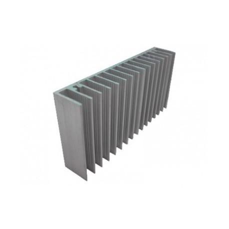 Radiator aluminiu 100x50mm