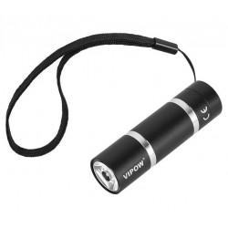 Lanterna 1W aluminiu VIPOW