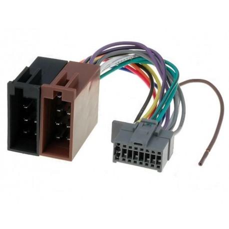 Conector auto ISO-PANASONIC