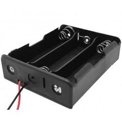 Suport baterii 3x18650